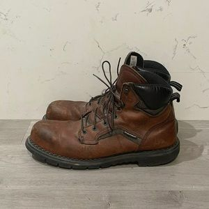 Red Wing Shoes ASTMF-2413-05 Leather Safety Toe